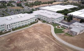 areal photo of roseville, CA building owned by Chad Williams